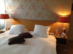bed duvet mattress Sandton hotel de filosoof