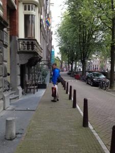 Shopping nine streets amsterdam