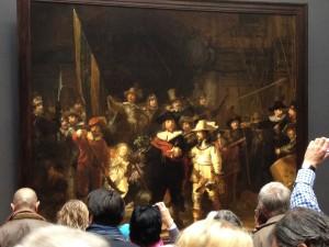 rembrandt the night watch rijksmuseum